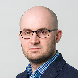 Przemysław Palemba - Solution Architect - Pro4People